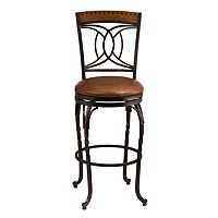 Hillsdale Furniture Donovan Swivel Counter Stool