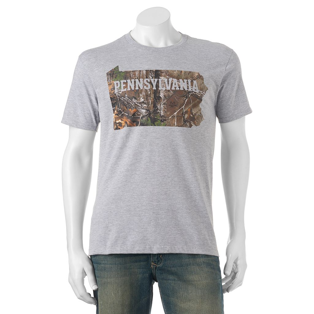 Men's Realtree Pennsylvania Tee