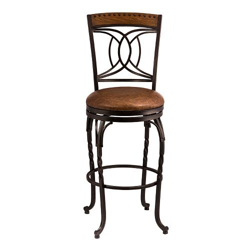 Hillsdale Furniture Donovan Swivel Bar Stool