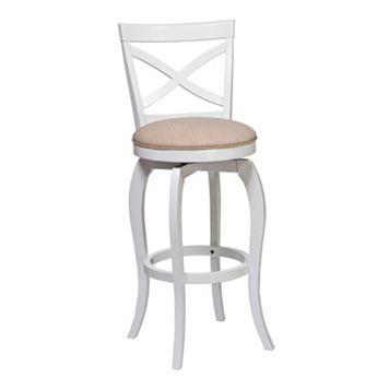Hillsdale Furniture Ellendale Swivel Bar Stool