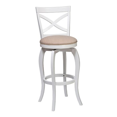 Hillsdale Furniture Ellendale Swivel Bar Stool