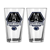 Boelter Penn State Nittany Lions Star Wars Darth Vader 2-Pack Pint Glasses