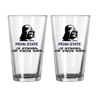 Boelter Penn State Nittany Lions Star Wars Darth Vader 2-Pack Pint Glasses