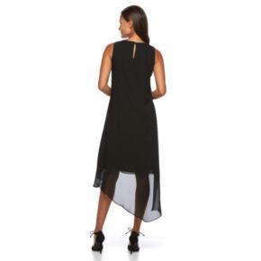 Women's Sharagano Chiffon Layered Shift Dress