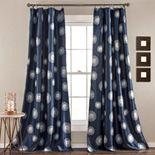 Lush Decor 2-pack Ovation Room Darkening Window Curtains
