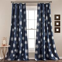 Lush Decor 2-pack Ovation Room Darkening Curtains