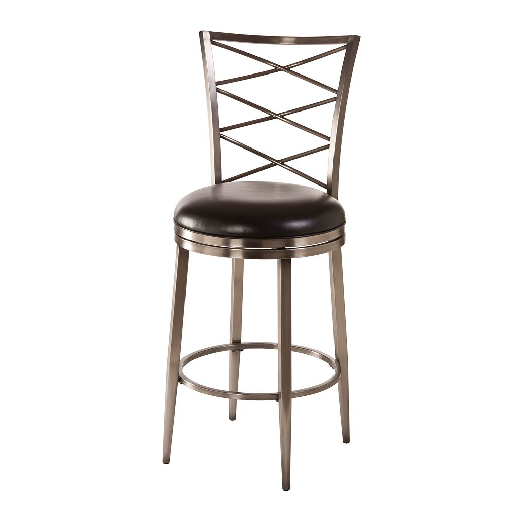 Hillsdale Furniture Harlow Swivel Counter Stool
