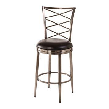 Hillsdale Furniture Harlow Swivel Counter Stool