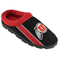 Adult Utah Utes Sport Slippers