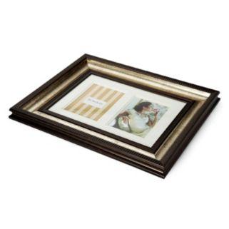 """Bombay™ 2-opening 5"""" x 7"""" Bronze Finish Collage Frame"""