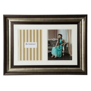 """Bombay? 2-opening 8"""" x 10"""" Collage Frame"""