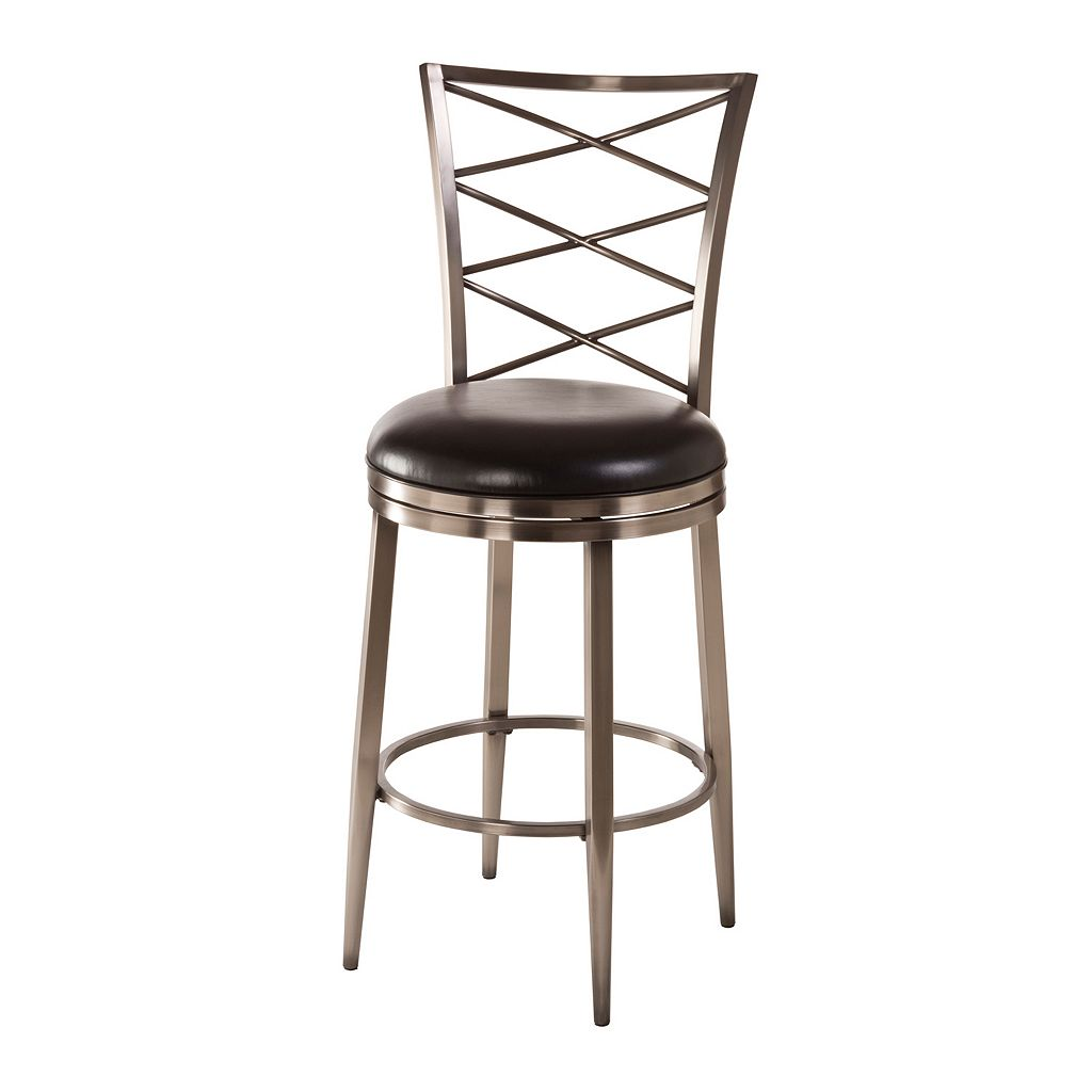 Hillsdale Furniture Harlow Swivel Bar Stool
