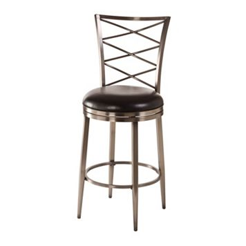 Hillsdale Furniture Harlow Swivel Bar Stool