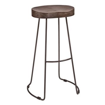 Hillsdale Furniture Hobbs Tractor Bar Stool