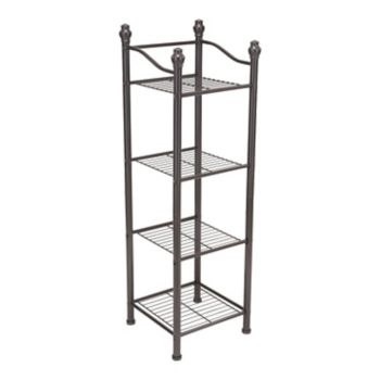 Neu Home Belgium 4 Tier Storage Tower