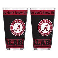 Boelter Alabama Crimson Tide Star Wars 2-Pack Pint Glasses