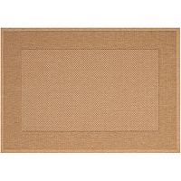 Safavieh Courtyard Natura Framed Indoor Outdoor Rug
