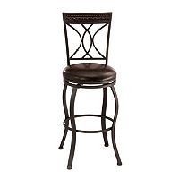 Hillsdale Furniture Kirkham Swivel Bar Stool