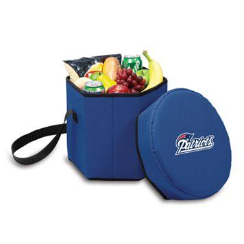 Picnic Time New England Patriots Bongo Cooler