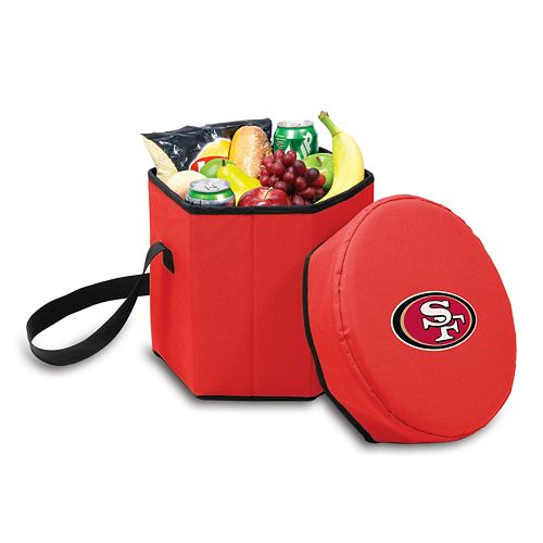 Picnic Time San Francisco 49ers Bongo Cooler