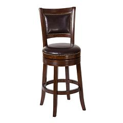 Hillsdale Furniture Lockefield Swivel Counter Stool