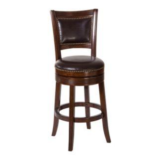 Hillsdale Furniture Lockefield Swivel Counter Stool