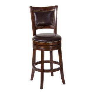 Hillsdale Furniture Lockefield Swivel Bar Stool