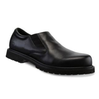 Skechers Work Relaxed Fit Cottonwood Goddard Men's Slip-Resistant Work Shoes