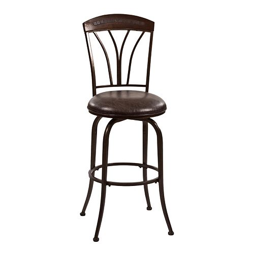 Hillsdale Furniture Marano Swivel Counter Stool