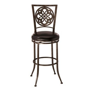 Hillsdale Furniture Marsala Swivel Bar Stool