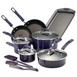Rachael Ray Brights 14-pc. Nonstick Cookware Set