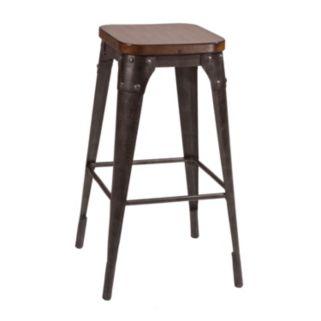 Hillsdale Furniture Morris Backless Bar Stool
