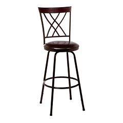 Hillsdale Furniture Northland Adjustable Swivel Bar Stool