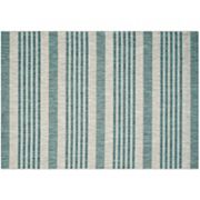 Safavieh Courtyard Bands Striped Indoor Outdoor Rug