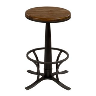 Hillsdale Furniture Rivage Backless Swivel Bar Stool