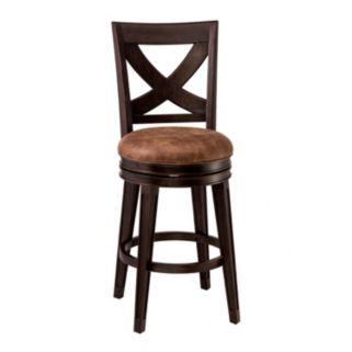 Hillsdale Furniture Sante Fe Swivel Counter Stool