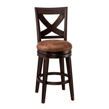 Hillsdale Furniture Sante Fe Swivel Bar Stool