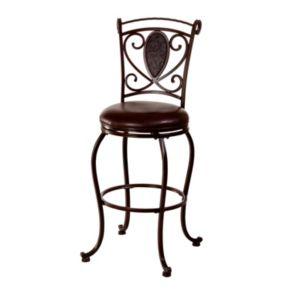 Hillsdale Furniture Scarton Swivel Counter Stool