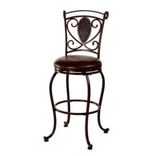 Hillsdale Furniture Scarton Swivel Bar Stool