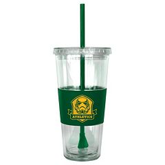 Boelter Oakland Athletics Star Wars Stormtrooper Straw Tumbler