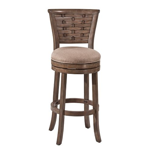 Hillsdale Furniture Thredson Swivel Counter Stool