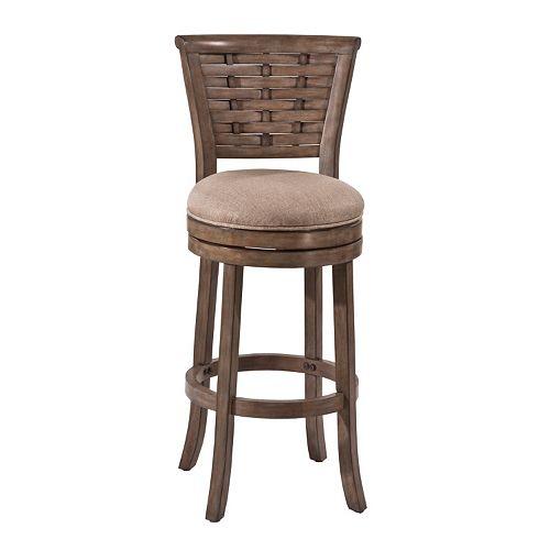 Hillsdale Furniture Thredson Swivel Bar Stool
