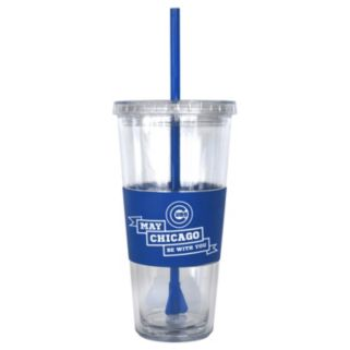 Boelter Chicago Cubs Star Wars Stormtrooper Straw Tumbler