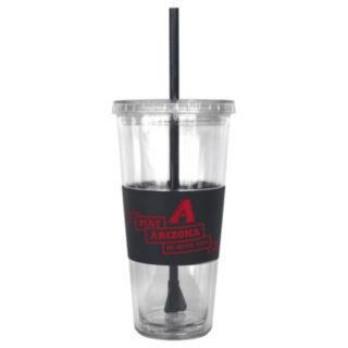 Boelter Arizona Diamondbacks Star Wars Stormtrooper Straw Tumbler