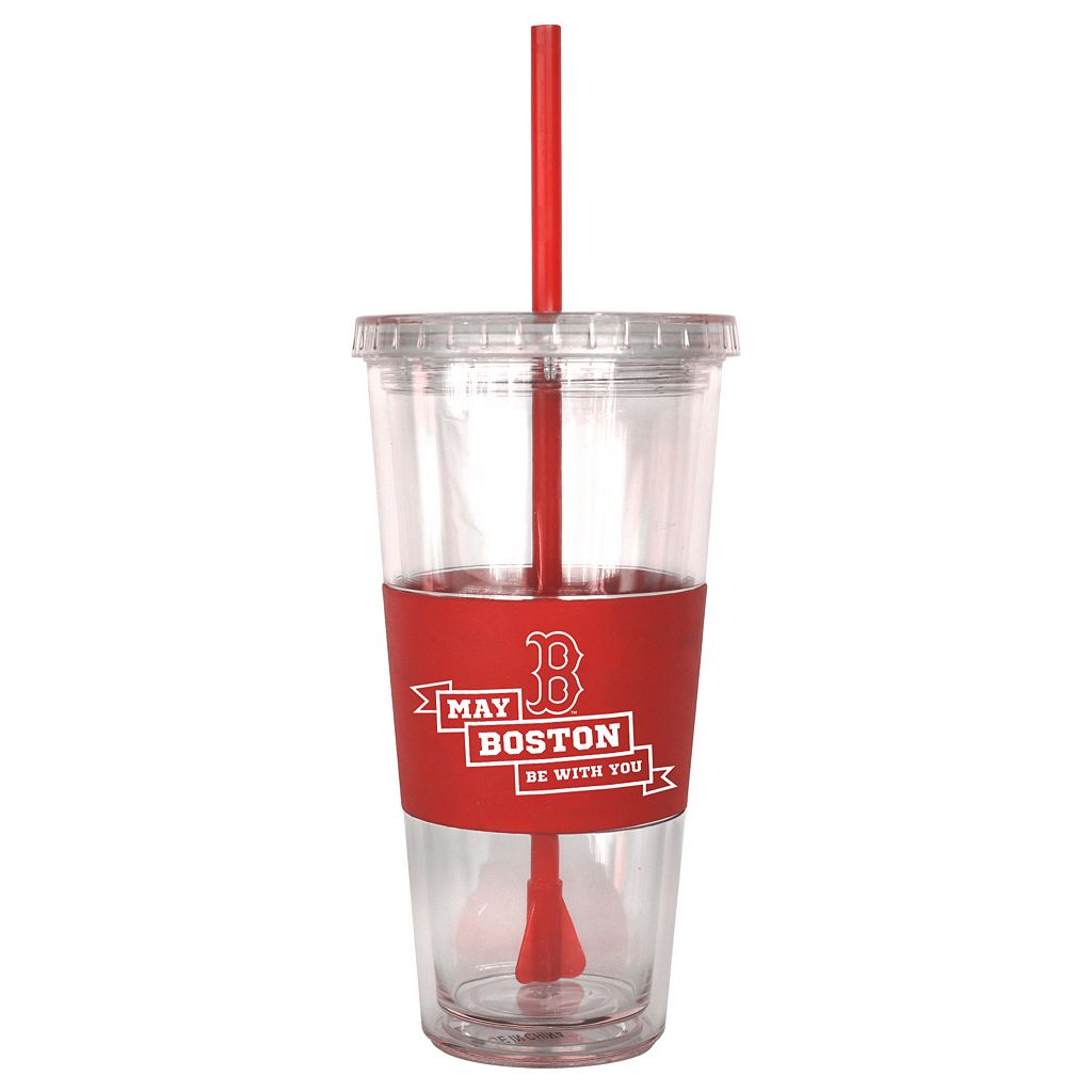Boelter Boston Red Sox Star Wars Stormtrooper Straw Tumbler