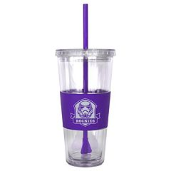 Boelter Colorado Rockies Star Wars Stormtrooper Straw Tumbler
