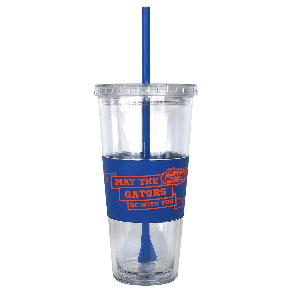 Boelter Florida Gators Star Wars Stormtrooper Straw Tumbler