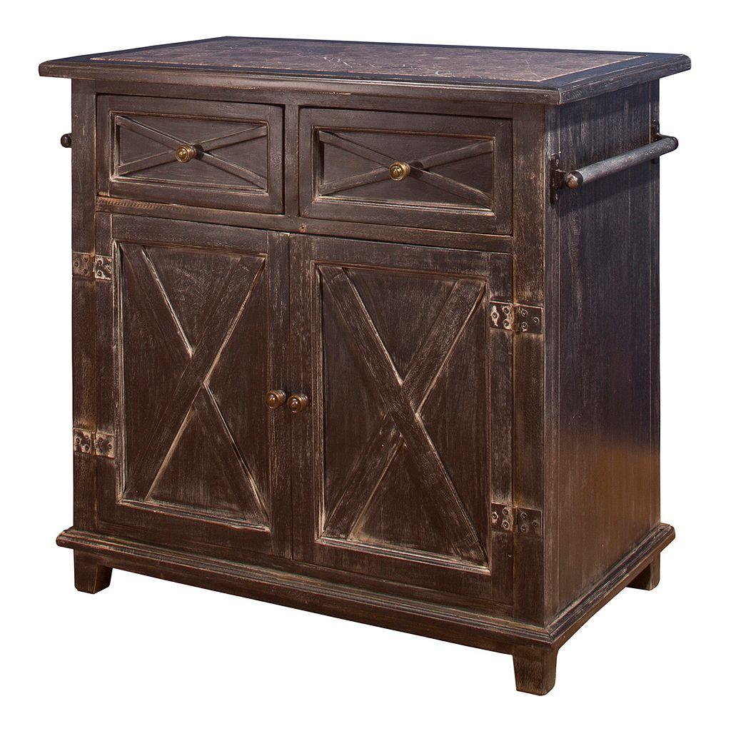 Hillsdale Furniture Bellefonte Kitchen Island