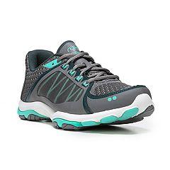 ef17e518341b Ryka Influence 2.5 Women s Cross Training Shoes. Black Plum Gray ...