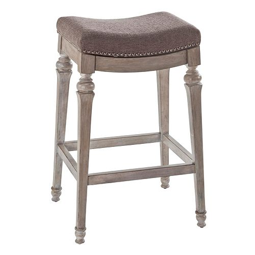 Hillsdale Furniture Vetrina Backless Counter Stool